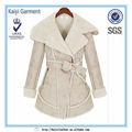 Nouveau mode italienne 2014 européenne manteaux d'hiver pour les femmes