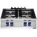 sopas cozinha nova gama 700 série 4 queimador de fogão de gás