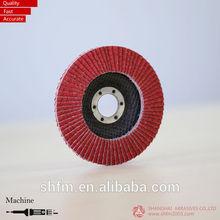 Top Quality Ceramic/Zirconia VSM Abrasive Flap Disc