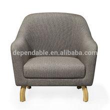 561 modern single sofa chair