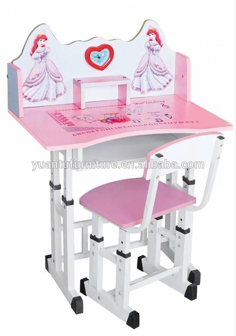 Verstelbare kinderen meubels kinderen bureaus en stoelen yt 026 kinderen meubels sets product - Bureau kinderen ...
