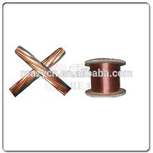 Vendita calda! Rame filo di acciaio rivestito di/conduttore/litz 95mm2