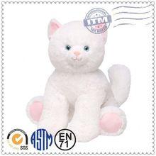 Plush toy cat lifelike plush cat stuffy toy