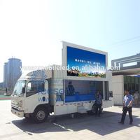 YEESO Mobile LED Election Truck P10, Large Size LED Truck, Roadshow Truck YES-V8