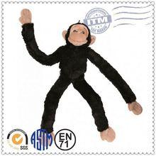 Hot Sale Cheap High Quality Soft Cuddly Stuffed long arms plush monkey