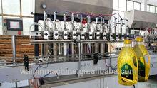 Oil Filling Production Line