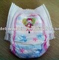 2014 ultimo vendita calda pannolini per bambini in balle