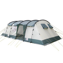 Professional 12 person large camping luxury tents