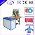 2014 semi- automática de alta freqüência máquina de soldar plástico para pvc e pet