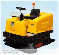 Ride-on Road Sweeper,Road Cleaning Machine,Road Sweeper Machine