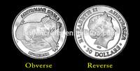 New item 1 Gram Australian Koala Sterling Silver Coins