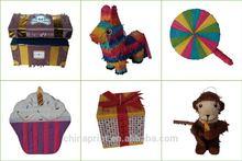 diseño de burro piñata