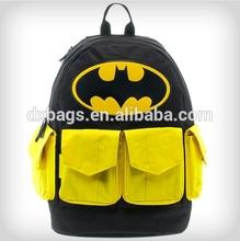 Batman Backpack,high school backpack