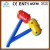 cheap inflatable hammer toy promotional inflatable hammer