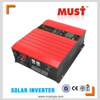 low power consumption pure sine wave solar inverter 50hz/60hz automatic sensing