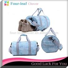 New design fashion custom promotional sport bag, gym duffel bag