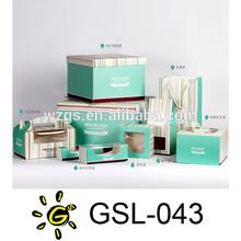 Macaroon Colour Custom Boxes, Gift Boxes, Cake Boxes (GSL-043)