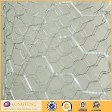 factory price electric galvanized hexagonal wire netting