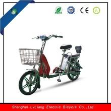 500w wattage and brushless motor front&rear wheel motor bike model 175Z