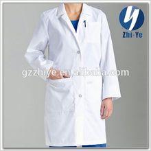 medical white design doctor lab coat uniform