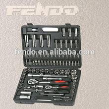 """108-pc 1/4""""&1/2"""" Drive Socket Set ,tool kit"""