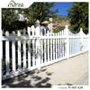 Made in China Fentech Top Standard Cheap High Quality Picket Garden Road Fence
