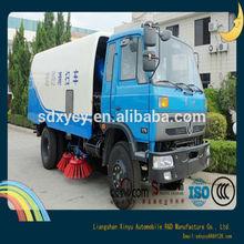 Barredora de carretera camión de limpieza de calle