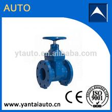 JIS10K ductile iron non-rising stem gate valve