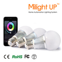 5w Smart android and ios remote mi light wifi led smart lighting