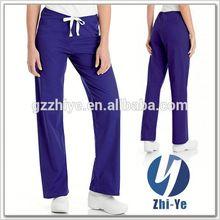 scrub sets fashion design scrub pant manufacturer