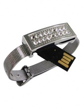 Wholesale Freesample Highspeed hand band usb flash drive for Promotional gifts