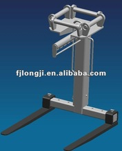 CE excavating attachment / pallet fork for crawler excavator / backhoe loader