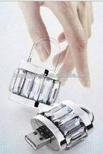 New product glitter usb flash drive wholesale alibaba express