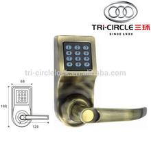 Digital keypad password code electronic door lock SHFD-620AB