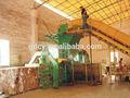 fornecedor de china e nova condição de resíduos de papel e papelão prensa de empacotamento máquina para venda