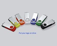 Swinging mini USB flash drive with USB 2.0 wholesale alibaba good