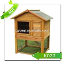 New pet house of rabbit hutch/hot sale new design pet crates/pet products