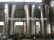 Mirror finished kerosene storage tank with insulation