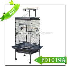 Large luxury metal bird cage with high quality/outdoor bird creats/New metal bird house