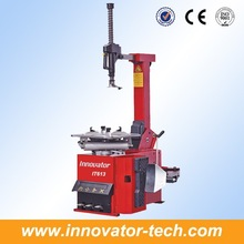 Automatic repair a tire for tire changing with tilting back post model IT613