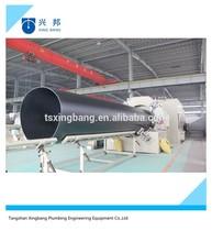 diameter 90-1800mm pipe plastic for water transportation
