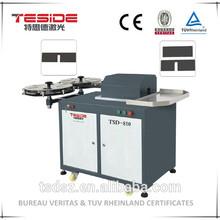 TSD-810 Auto Steel Rule Cutting Machine Creasing Line Cutting Machine for Bridge and Flat Cutting