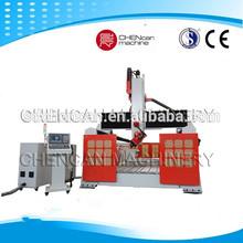 New 5Axis CNC Foam Milling Machine CNC Router 3D Foam Mold Engraving Machine for Sale