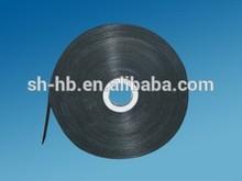 Semi-conductive water blocking tapes