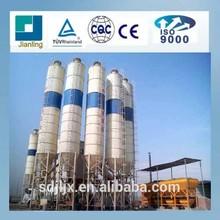 stationary concrete batch plant,skip type concrete batch plant,concrete batch plant
