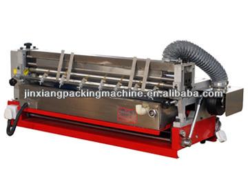 hot melt gluing machine