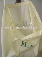 100% cotton fabric bag/ golf bag rain cover/ cotton bags in pvc