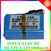 12V 1800mah lithium polymer battery DC-168 for led strips