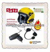 2012 lastest wholesale price 500m BIM,Motorcycle bluetooth Intercom with Water-resistance