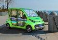 Chinês 4 seater baixa- velocidade mini carro elétrico lt-s 4. haf